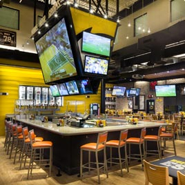 Fortney Weygandt Buffalo Wild Wings Completed Project