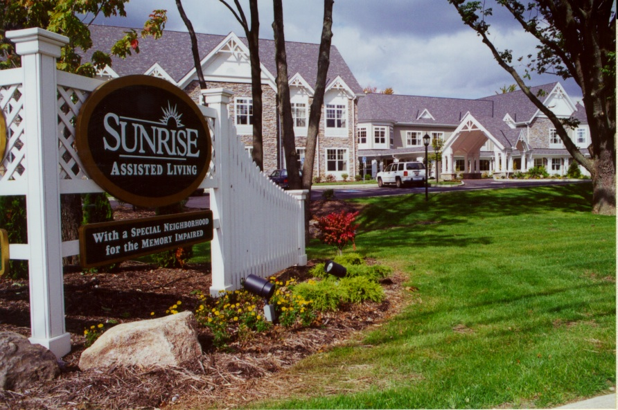 Sunrise Senior Living Exterior