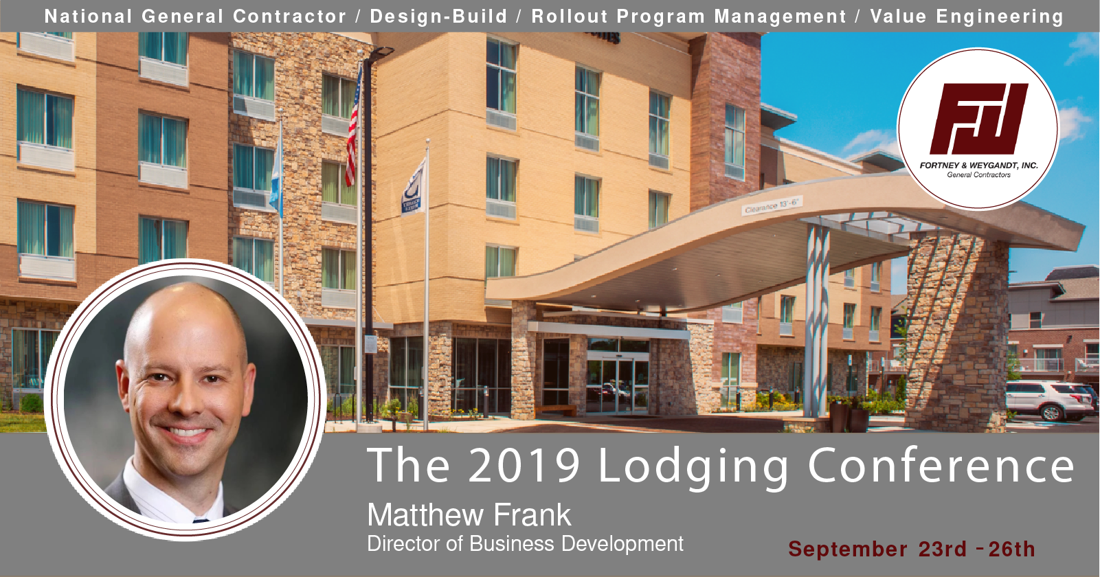 2019 Lodging Conference Event Circle