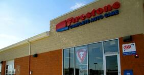Firestone Auto Care Exterior