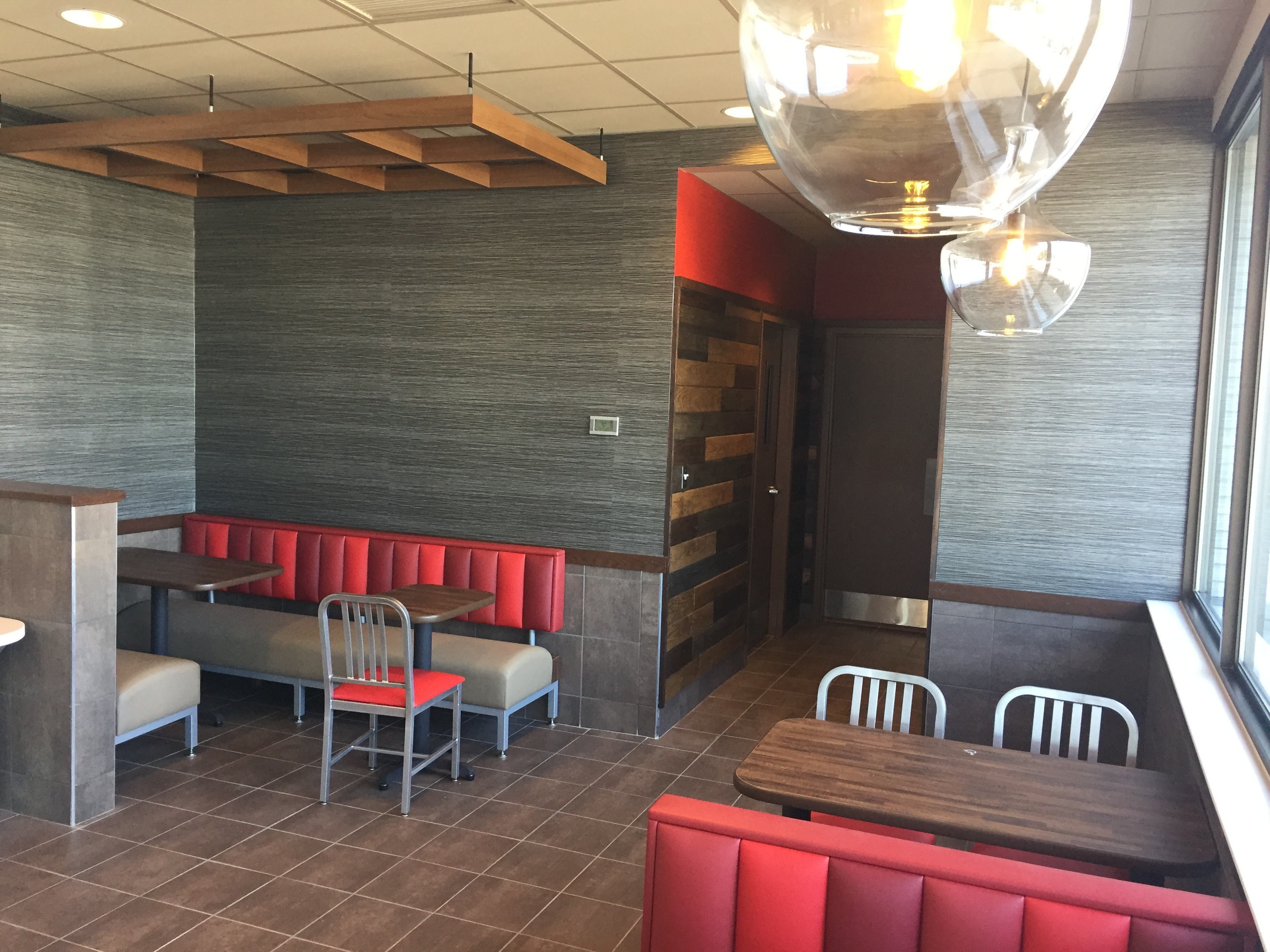 Arby's Interior Dining AFTER