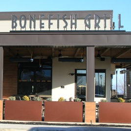Fortney Weygandt Bonefish Grill Completed Project