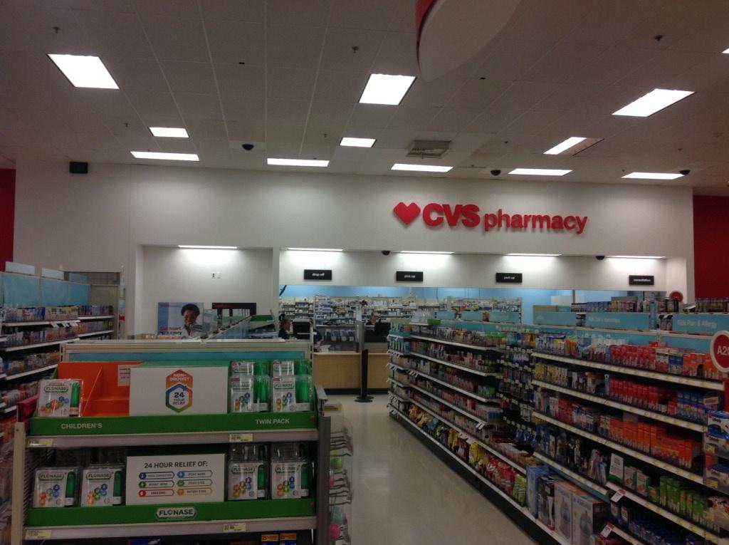 Target Pharmacy Conversion