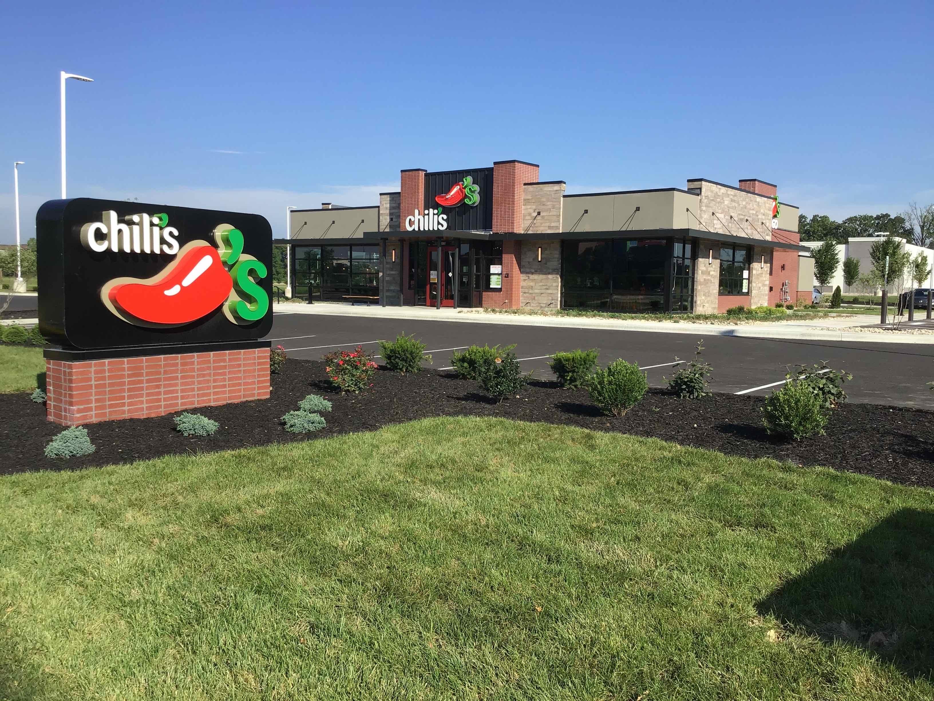 New Chili restaurant