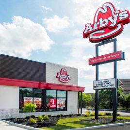 Fortney Weygandt Arby's Completed Project