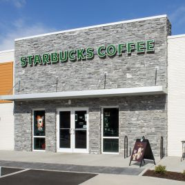 Fortney Weygandt Starbucks Completed Project