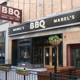 Fortney Weygandt Mable's BBQ Completed Project