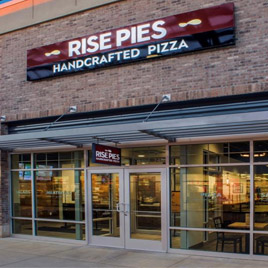 Rise Pies Storefront