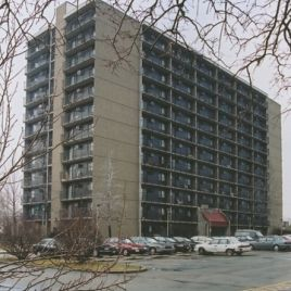 Fortney Weygandt Antioch Towers Completed Project