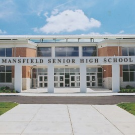 Fortney Weygandt Mansfield Senior High School Completed Project