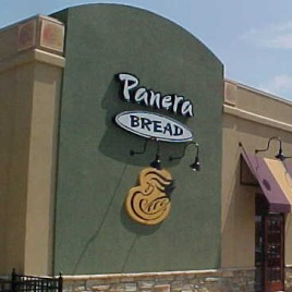 Fortney Weygandt Panera Bread Completed Project