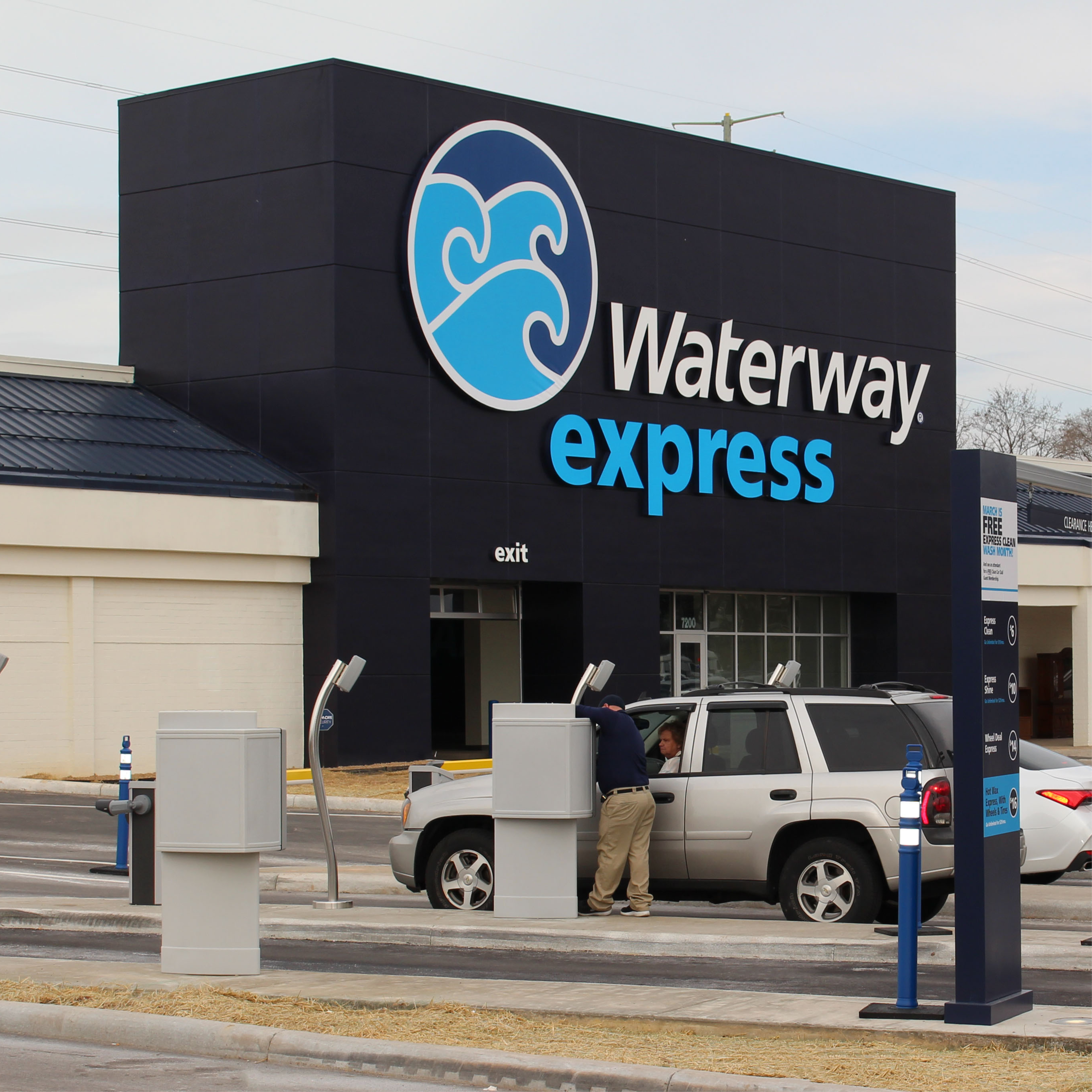 Waterway Express Repurpose