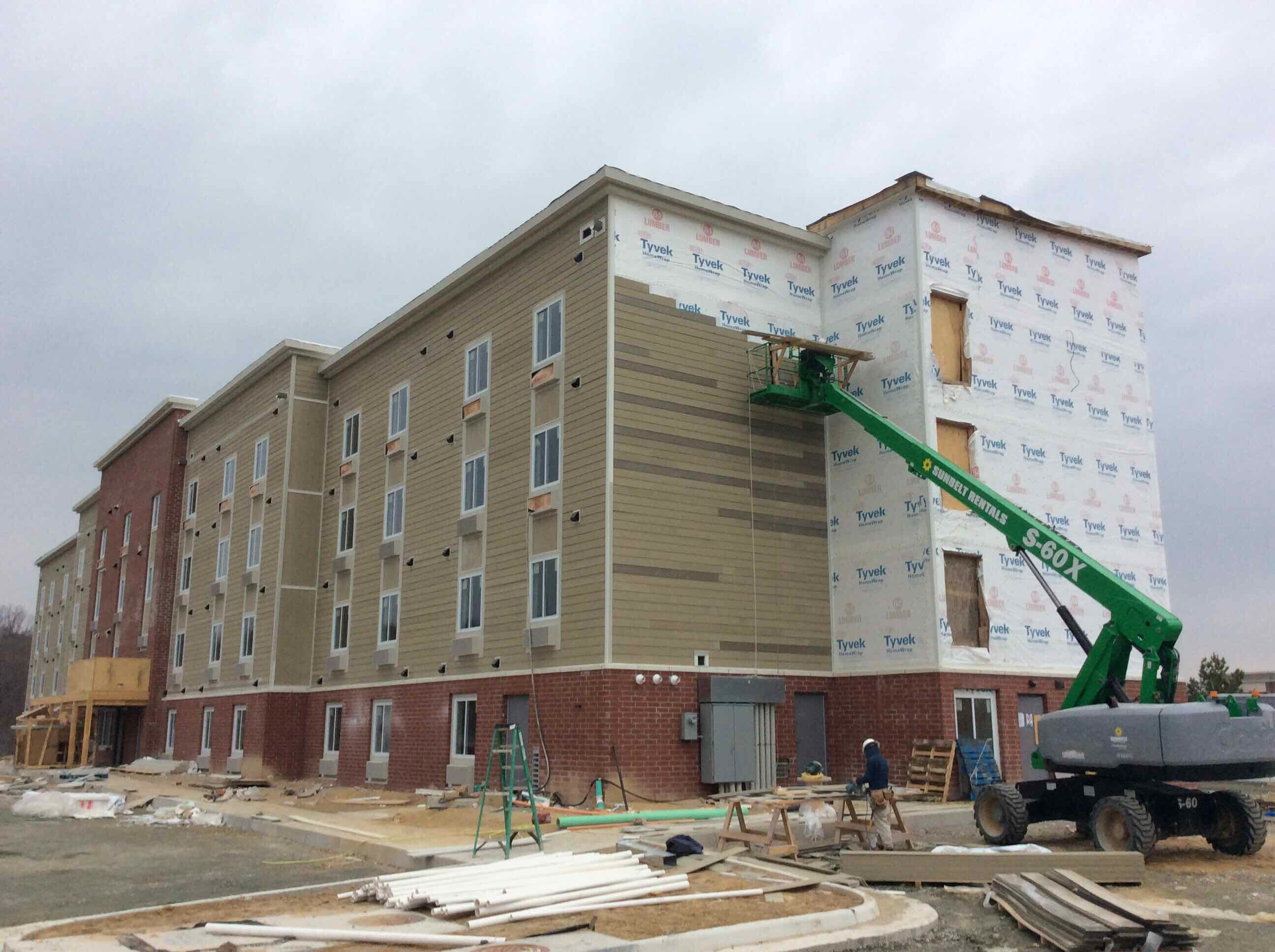 WoodSpring Suites - Stafford, VA Fortney & Weygandt, Inc. 9