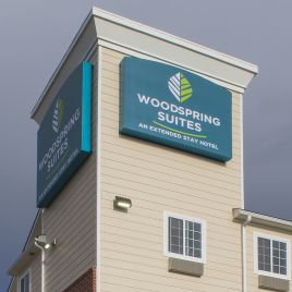Fortney Weygandt Woodspring Suites Completed Project