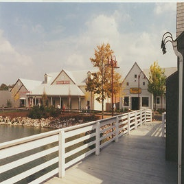 Fortney Weygandt Aurora Premium Outlets Completed Project