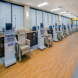 Fortney Weygandt Fresenius Medical Completed Project