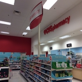 Target Pharmacy Conversion