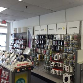 Fortney Weygandt Sprint Store Within A Store Completed Project