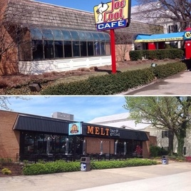 Melt Bar and Grilled Cedar Point